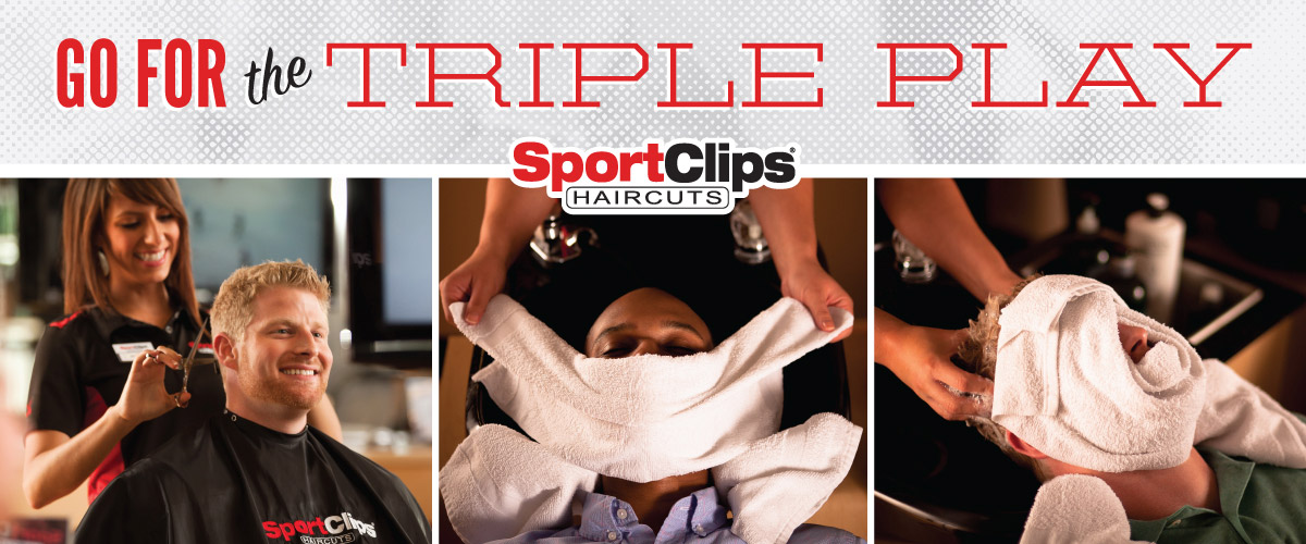 The Sport Clips Haircuts of Mobile - Westwood Plaza Triple Play